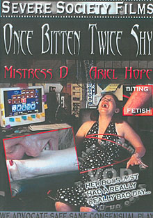 Once Bitten Twice Shy Box Cover
