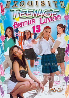 Teenage Brotha Lovers 13 Box Cover