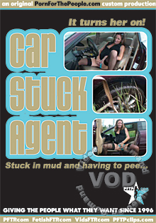 Car Stuck Agent Box Cover