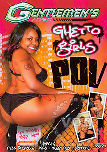 Ghetto Girls POV Box Cover