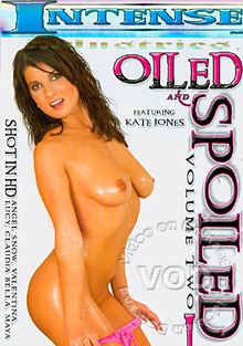 Oiled And Spoiled Volume Two Box Cover