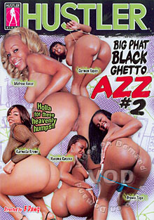 Big Phat Black Ghetto Azz #2 Box Cover