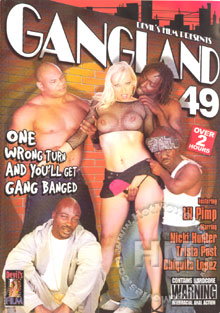 Gangland 49 Box Cover