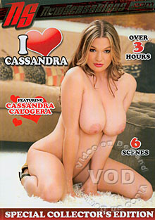 I Love Cassandra Box Cover