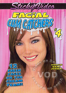 Facial Cum Catchers #4 Box Cover