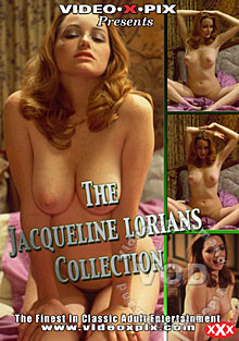 The Jacqueline Lorians Collection Box Cover