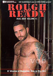 Real Men Volume 11 - Rough And Ready