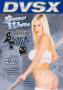 Snow White Loves Black Pole 3 Box Cover