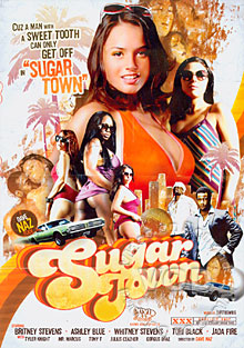 Sugar Town Box Cover