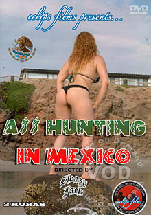 Ass Hunting In Mexico Box Cover