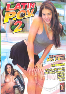 Latin P.O.V. 2 Box Cover
