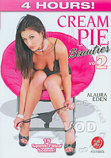 Cream Pie Beauties 2 Box Cover