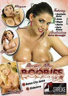 Bang My Boobies #2 Box Cover