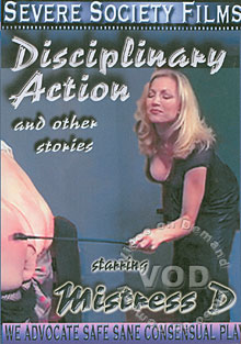 Disciplinary Action Box Cover