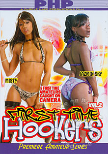 First Time Hookers Vol. 2 Box Cover