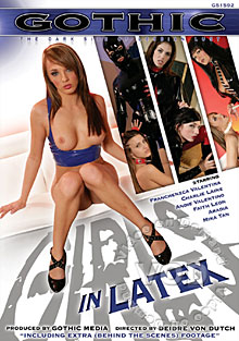 Girls In Latex Box Cover