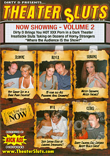 Theater Sluts 2 Box Cover