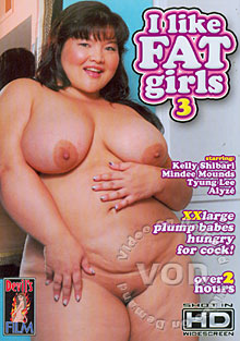 I Like Fat Girls 3 Box Cover