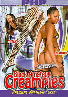 Black Amateur Creampies Box Cover