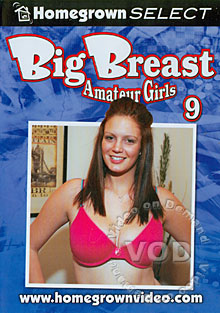 Big Breast Amateur Girls 9 Box Cover