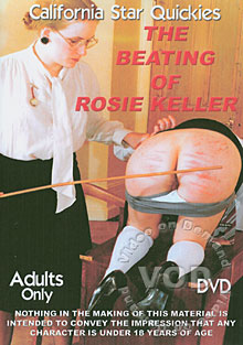 The Beating Of Rosie Keller Box Cover