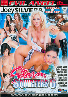 Storm Squirters 6 (Disc 2) Box Cover - Login to see Back