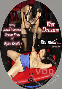 Wet Dreams Box Cover