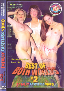 Best Of Both Worlds #2 Box Cover
