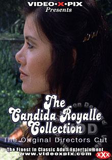 The Candida Royalle Collection - The Original Directors Cut Box Cover