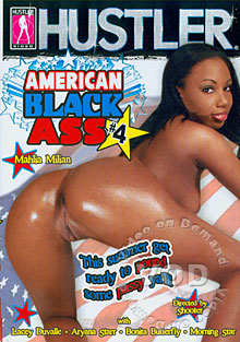 American Black Ass 4 Box Cover
