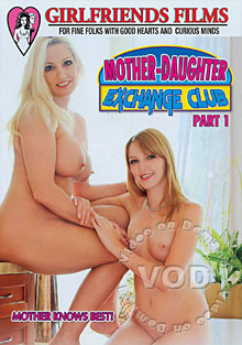 Mother-Daughter Exchange Club Part 1 Box Cover