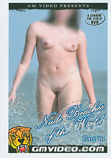Nude Beaches Of The World Part 10 Box Cover