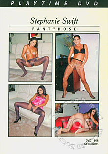 Stephanie Swift - Pantyhose Box Cover