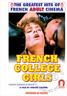 French College Girls Classic Euro Porn Movie
