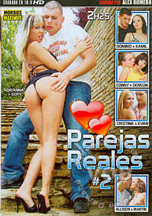 Parejas Reales 2 Box Cover