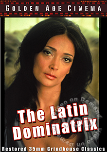 The Latin Dominatrix Box Cover