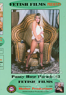 Pantyhose Parade #3 Box Cover