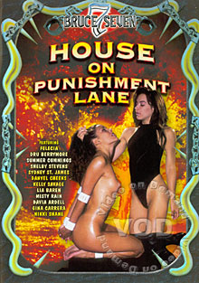 House On Punishment Lane Box Cover