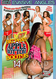 Big Phat Apple Bottom Bootys 14 Box Cover