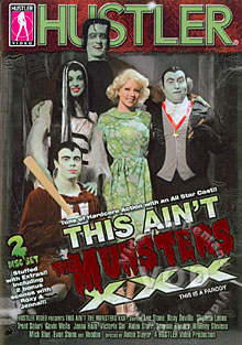 This Ain't The Munsters XXX (Disc 1) Box Cover