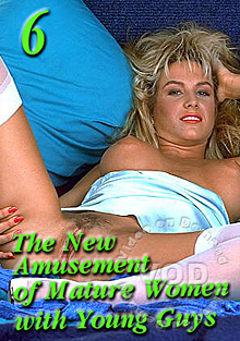 The New Amusement Of Mature Women with Young Guys 6 Box Cover