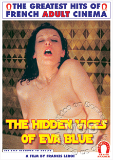 The Hidden Vices Of Eva Blue (French Language) Box Cover