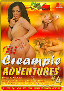 Bi Creampie Adventures #4 Box Cover