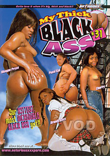 My Thick Black Ass #31 Box Cover