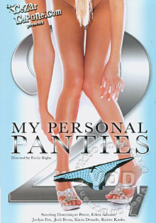My Personal Panties 2 Box Cover