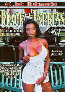 Black Ho Express 4 Box Cover