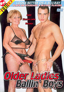 Older Ladies Ballin' Boys Box Cover