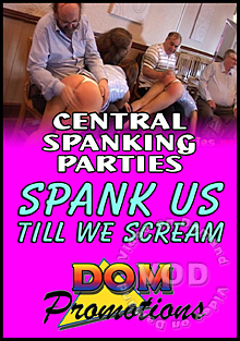 Spank Us Till We Scream Box Cover