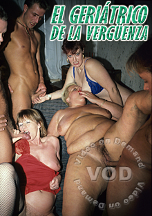 El Geriatrico De La Vergurnza Box Cover