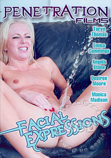 Facial Expressions Box Cover